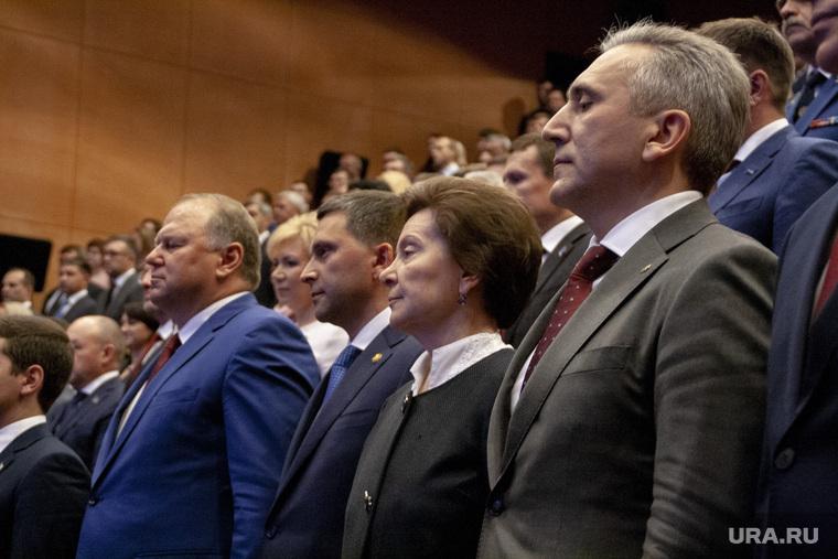Инаугурация губернатора ЯНАО