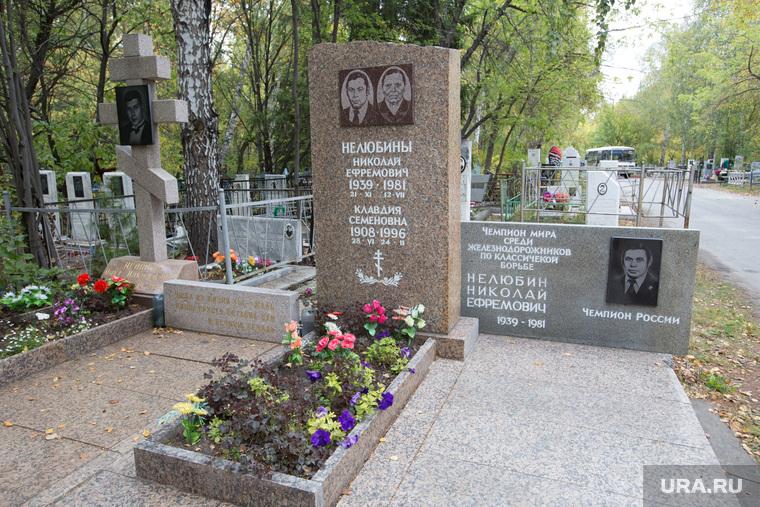 Рябковское кладбище. Курган, рябковское кладбище, нелюбины