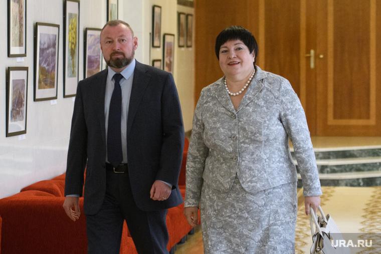 Встреча Евгения Куйвашева с членами фракции ЕР в ЕГД. Екатеринбург, дерягина елена, тестов виктор