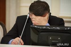 Заседание президиума правительства. Екатеринбург, киселев виктор, головная боль