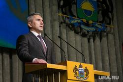 Инаугурация губернатора тюменской области Александра Моора. Тюмень