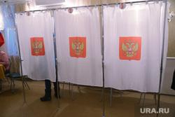 Выборы президента РФ в Перми, кабинки для голосования, выборы