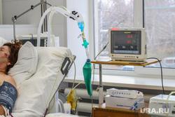 Выездная комиссия гордумы во 2 городскую больницуКурган, реанимация, медицинское оборудование, больница