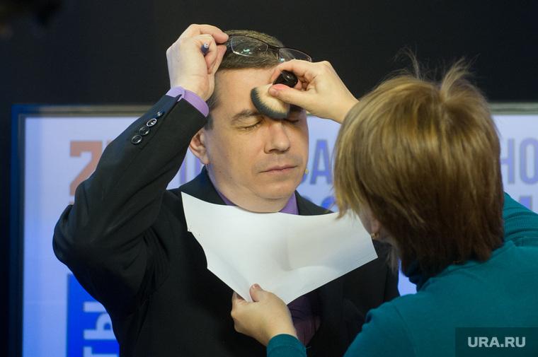 Дебаты на 4 канале. Екатеринбург, енин евгений
