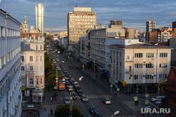 Виды Екатеринбурга, бц высоцкий, город екатеринбург, улица малышева, вид сверху