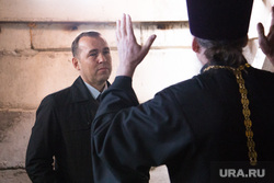 Визит врио губернатора Курганской области Шумкова Вадима в п. Варгаши (необраб)