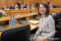 Первое заседание гордумы Екатеринбурга седьмого созыва, улыбка, овчинникова ира