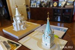 Виды Челябинска, проект часовни