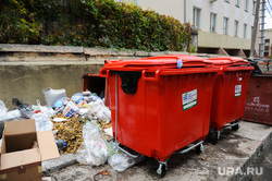 Мусорные контейнеры ЦКС. Челябинск, мусор, мусорные контейнеры, цкс