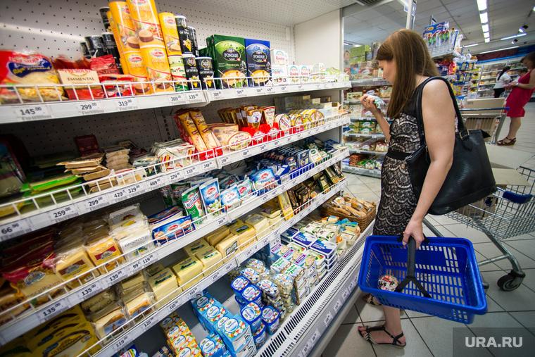 Продуктовый магазин с  запрещёнными продуктами. Екатеринбург, покупатель, продуктовый магазин, покупки, сыр