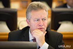 Внеочередное заседание правительства. г. Курган, карпов александр