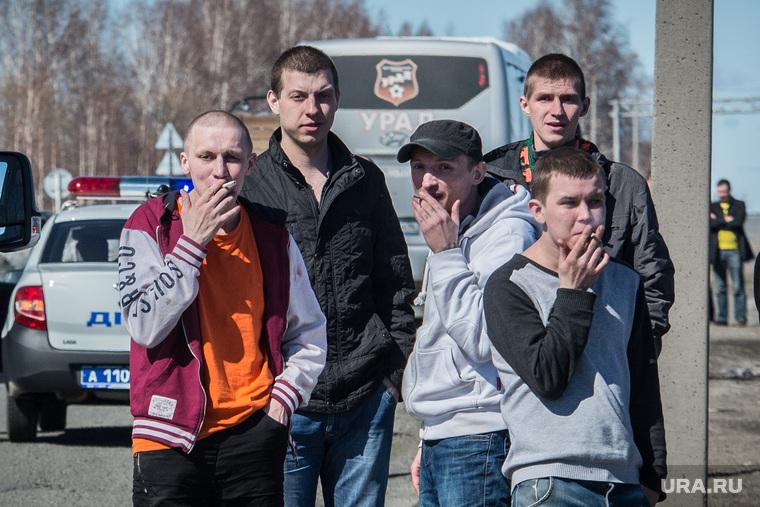 Клипарт. Пермь, курение, гопники, футбольные фанаты