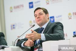 VIII Гайдаровский форум, второй день. Москва, жест рукой, мордашов алексей