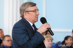 Совещание с главами муниципальных образований Челябинской области, валишин исрафиль