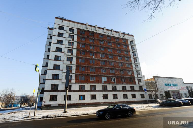 Будущие гостиницы к саммитам ШОС и БРИКС. Челябинск, реконструкция, лесопарковая9а, бывший профилакторий полет