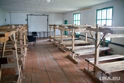 Музей тюрьмы.  Пермь-36, колония, нары, лагерь