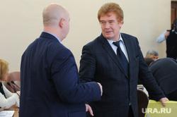 Аппаратное заседание у главы Челябинска, елистратов владимир