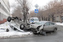 ДТП такси Челябинск, дтп