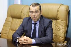 Встреча врио губернатора Курганской области со СМИ, шумков вадим михайлович