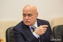 Пресс-конференция Евгения Заболотного, председателя городской думы. Тюмень, заболотный евгений