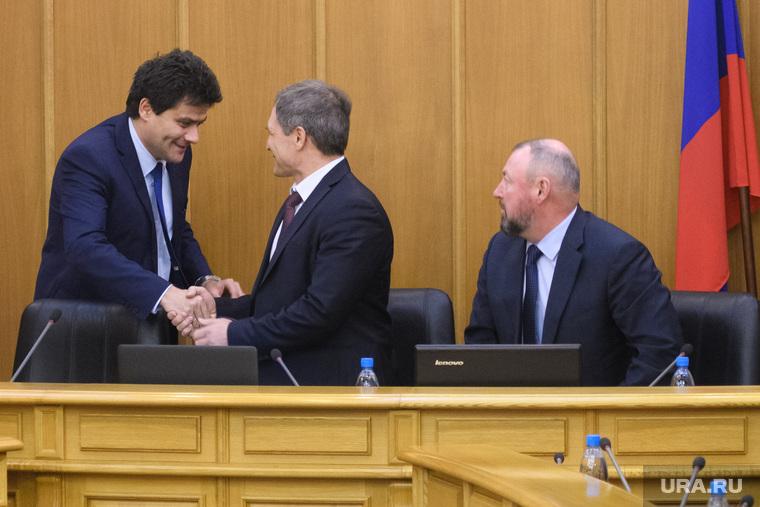 Собрание ЕГД по повышению зарплаты в администрации Екатеринбурга, высокинский александр, тестов виктор, володин игорь