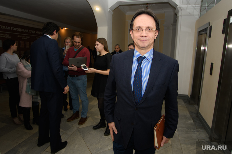Собрание ЕГД по повышению зарплаты в администрации Екатеринбурга, гагарин анатолий