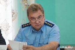 Зам генпрокурора Юрий Пономарев ведет личный прием граждан. Шадринск, пономарев юрий