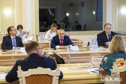 Ямальские персоны и чиновники, правительство янао, каган михаил