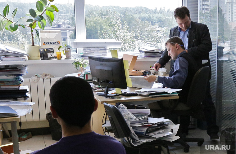 Русград: в офис следователи ГСУ пришли  с обыском. Екатеринбург, русград, обыски, выемка документов, офис