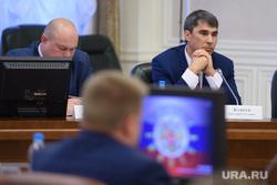 Совещание с представителями партий УрФО в полпредстве. Екатеринбург, кафеев евгений