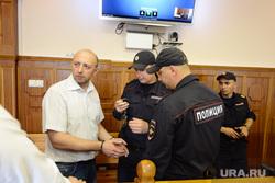 Бехтерев Олег, на приговоре областного суда. Челябинск, наручники, полиция, бехтерев олег