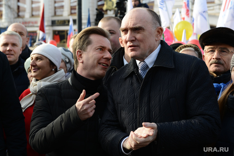 День народного единства в Челябинске, дубровский борис, бурматов владимир