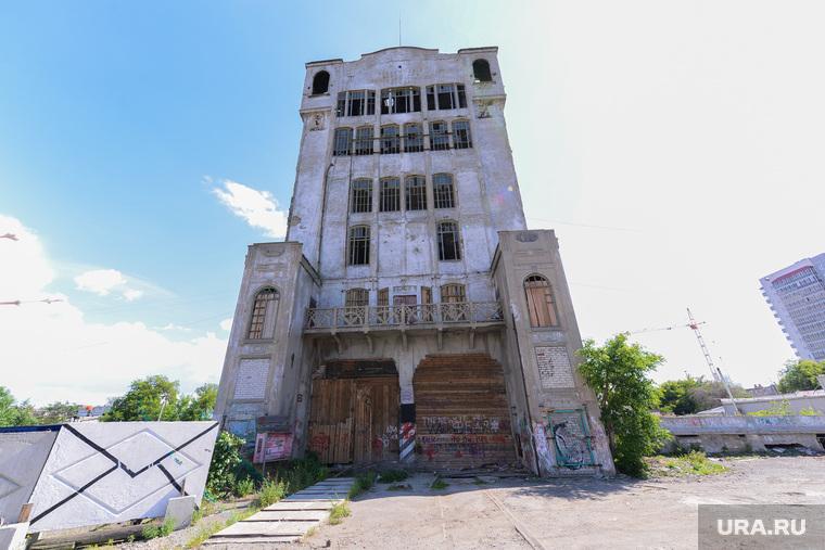 Здания в Челябинске, челябинский элеватор государственного банка