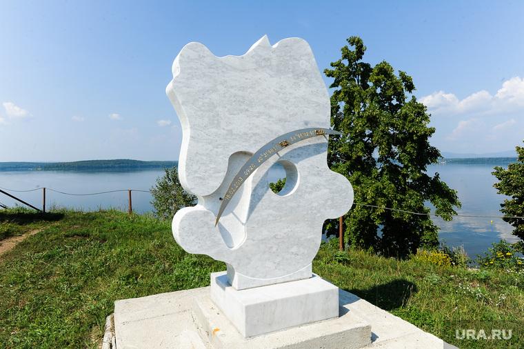 Пресс-тур по Синегорью Челябинск, чебаркуль, памятник метеориту