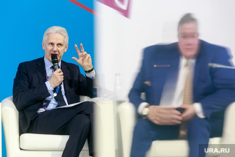 """Всероссийский форум """"Россия страна возможностей"""", первый день. Москва, отражение, фурсенко андрей, жест рукой"""