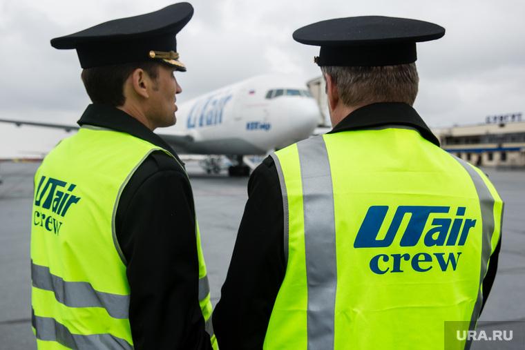 Первый полёт самолета «Виктор Черномырдин» (Boeing-767) авиакомпании Utair из аэропорта Сургут , utair, пилоты, экипаж, ютэир