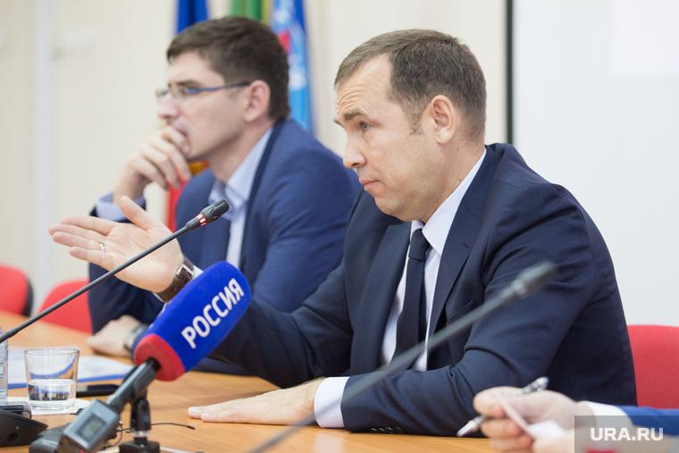 Встреча врио губернатора со студентами и преподавателями КГУ. г. Курган, шумков вадим