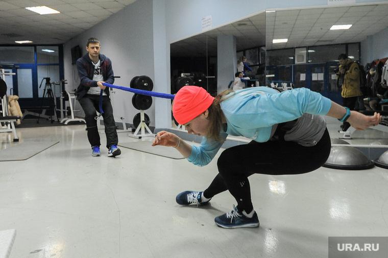 Ольга Фаткулина, серебряная медалистка Олимпийских игр Сочи-2014. Челябинск, фаткулина ольга, тренировка