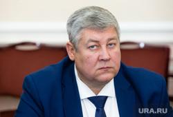 Заседание правительства ХМАО. Ханты-Мансийск, зобницев андрей