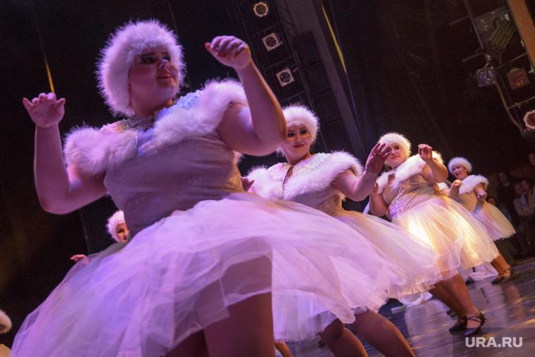 Балетное шоу Панфилова. Закулисье  Пермь, балетное шоу евгения панфилова, балет толстых