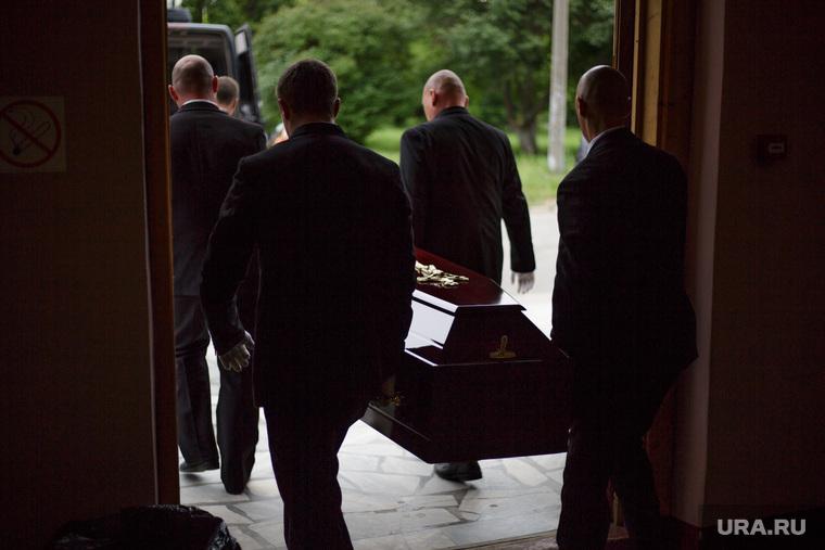 Прощальная церемония с Владимиром Аликиным. Пермь, смерть, гроб, похороны