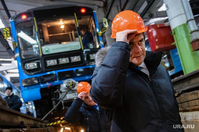 Александр Высокинский в Екатеринбургском метрополитене, высокинский александр