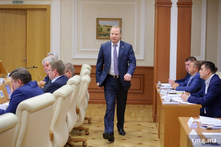 Согласительная комиссия по бюджету на 2018 год в заксобрании Свердловской области. Екатеринбург, шептий виктор, гузаиров артур
