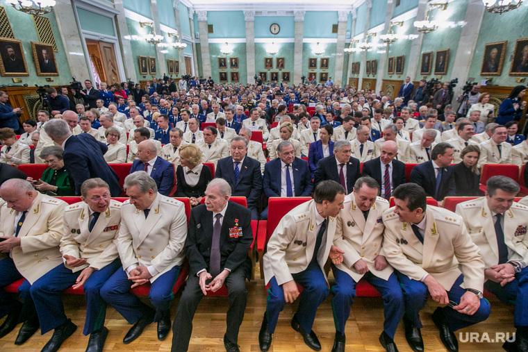 Торжественное заседание по случаю 297-ой годовщины образования Прокуратуры России. Москва, буксман александр