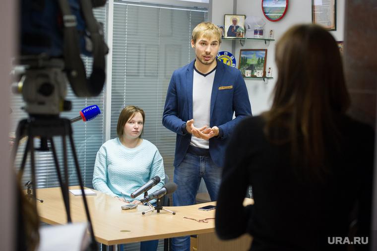 Пресс-конференция в Фонде Шипулина. Екатеринбург, шипулин антон
