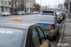 Выделеная полоса общественного транспорта на Малышева. Екатеринбург, такси, парковка, автомобили