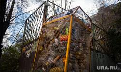 Виды Екатеринбурга, отходы, бутылки, сортировка мусора, пластик, мусорка