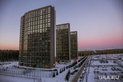 Виды города. Екатеринбург, новостройки, недвижимость, высотки, жилые дома, жилье, тэн, ten