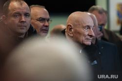 Прощание с бывшим гендиректором Завода имени Калинина Александром Тизяковым. Екатеринбург, спектор семен