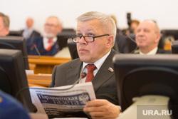 Внеочередное собрание областной думы.г. Курган , казаков владимир, парламентская газета